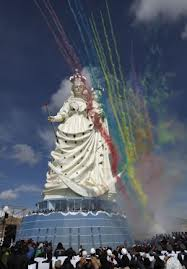 Largest Marian Statue